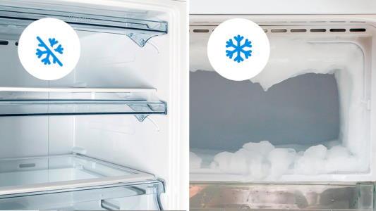 Капельное охлаждение и No Frost