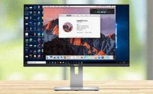 MacOS в виртуальной машине на Windows 10.