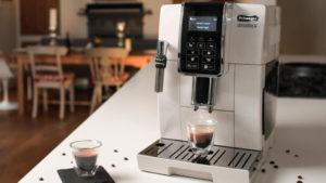 Автоматическая зерновая кофемашина